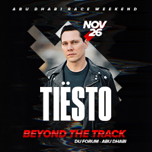 Beyond The Track 2017 with Tiësto
