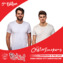 Virgin Radio RedFestDXB 2018
