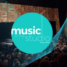 Music In The Studio by Bruno Vlahek & Dubravka Vukalovic
