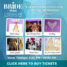 BRIDE Dubai