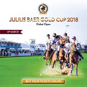 Julius Baer Gold Cup 2018