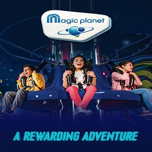 Magic Planet - City Center Deira