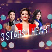 3 STARS 1 HEART