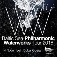 BALTIC SEA PHILHARMONIC 2018