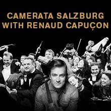 Camerata Salzburg with Renaud Capucon