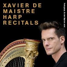 Xavier de Maistre - Harp Recital 1