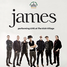 James Performing Live At The Irish Village