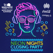 Yas Waterworld's Neon NightsClosing PartyPresented by Ministry of Sound