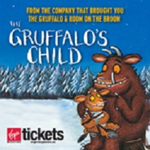 The Gruffalo's Child Live on Stage!