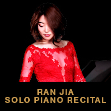 Ran Jia - Solo Piano Recital