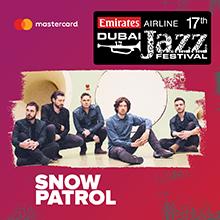 Dubai Jazz Festival 2019  - Snow Patrol