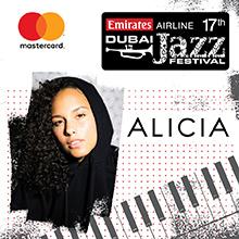 Dubai Jazz Festival 2019  - Alicia Keys