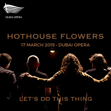 HOTHOUSE FLOWERS