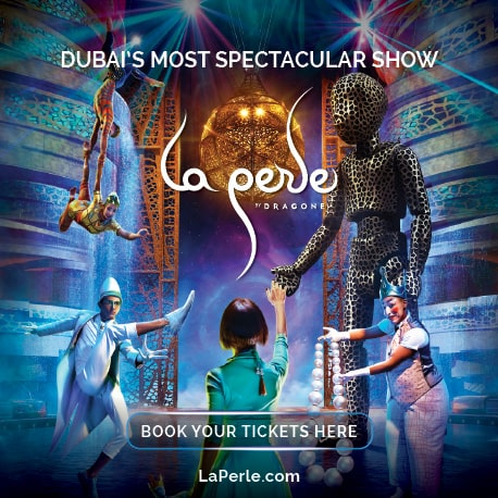La Perle by Dragone at Al Habtoor City
