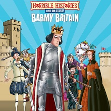 BARMY BRITAIN- LIVE ON STAGE!