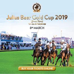 JULIUS BAER GOLD CUP FINAL