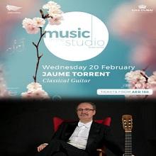 Music in the Studio feat Jaume Torrent