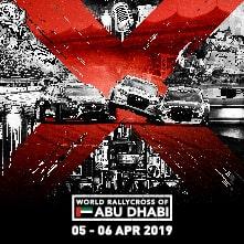 FIA WORLD RALLYCROSS OF ABU DHABI 2019