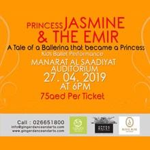 Princess Jasmine and the Emir
