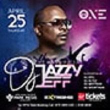 DJ Jazzy Jeff Live in Bahrain
