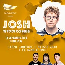 Josh Widdicombe Live