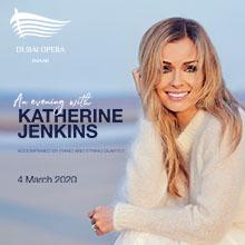 Katherine Jenkins Live at Dubai Opera