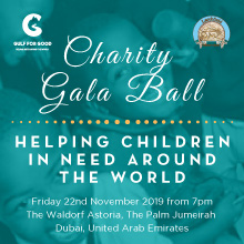 Gulf for Good and Larchfield Charity Gala Ball 2019