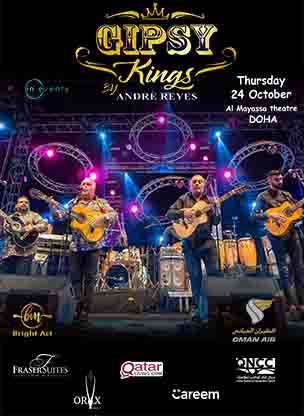 Gipsy Kings by Andre Reyes