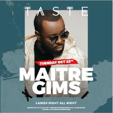 Maître Gims LIVE at Drai's Dubai