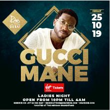 Gucci Mane LIVE at Drai's Dubai