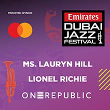 Emirates Airline Dubai Jazz Festival 2020