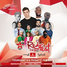 Virgin Radio RedFestDXB