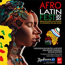 Afro Latin Festival 2020
