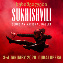 Sukhishvili Georgian National Ballet