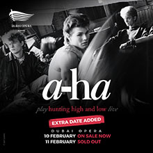 a-ha LIVE AT DUBAI OPERA