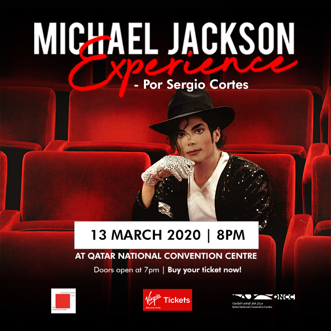 The Michael Jackson Experience by Sergio Cortes
