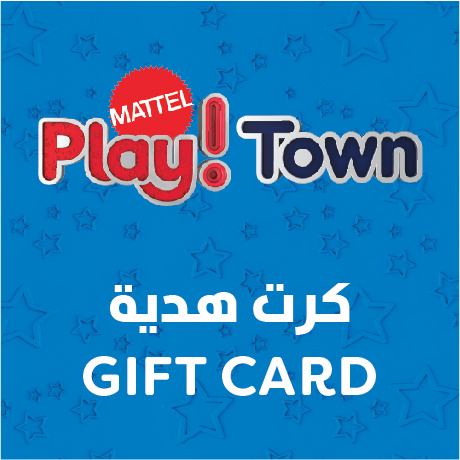 Mattel Play! Town Gift Card