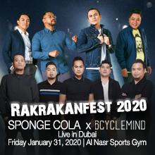 Rakrakanfest 2020