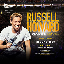 Russel Howard Live