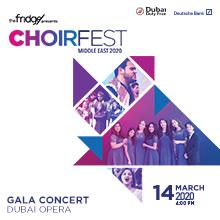 ChoirFestME 2020 - Gala Concert