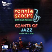 Ronnie Scott's Giants of Jazz