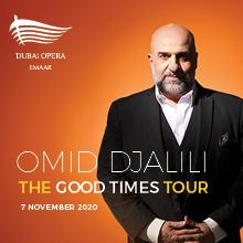 Omid Djalili: The Good Times Tour